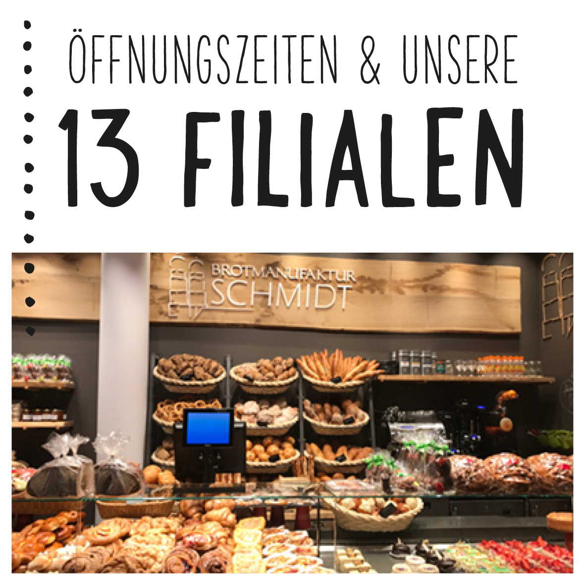 13x in München für Sie da!